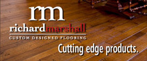 Richard Marshall Custom Designed Floors