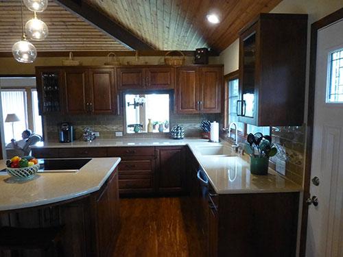 Harras Kitchen Remodel Design Works Interiors
